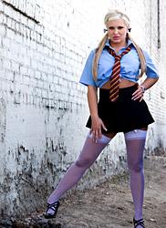 Gangbanged girl