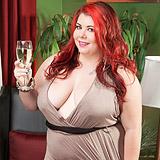 XLGirls.com - Harley Ann - Beauty, Boobs & Wine (64 Photos)