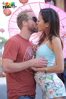 After a fun day in Chinatown with Alina Li, Ryan takes her home to give her his extra special, big thick egg roll.