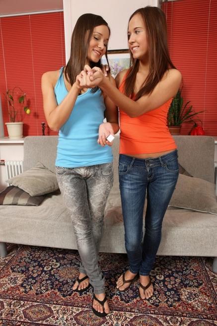 A little help from a lesbian very good friend