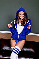 Investigating her Privates starring Allie Haze from Teens Like It Big - BRAZZERS
