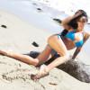 Posing on The Beach!