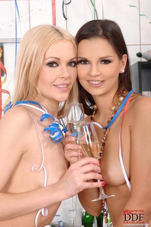 Eve Angel & Logan the sexy doctors!