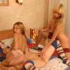 Lesbian Blondes