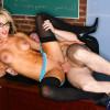Sarah Jessie & Trent Soluri in My First Sex Teacher - Naughty America