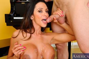 Ariella Ferrera & Michael Vegasin Naughty America 4k – Naughty America