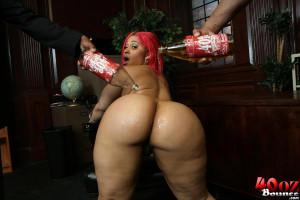 Pinky – Big loaded cocks violating a juicy phat ass