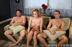 Capri Cavanni Sex Video in Spicing It Up With A Threesome