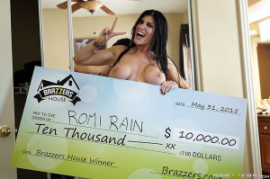 Nikki Benz, Tory Lane, Phoenix Marie, Ava Addams, Romi Rain Pictures in Brazzers House Orgy Finale