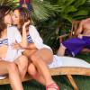 Allie Haze, Jada Stevens  & Johnny Castlein Naughty America 4k - Naughty America