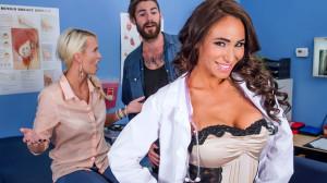 Double D Doctor starring Sandee Westgate from Doctor Adventures – BRAZZERS