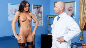 Natural Perfection starring Rahyndee James from Doctor Adventures – BRAZZERS