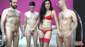 Three cocks for the MILF! – Puta Locura