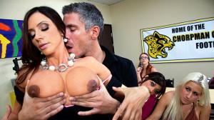 Ariella Ferrera Sex Video in The Female Orgasm 101