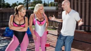 Phoenix Marie, Sadie Swede Sex Video in Greasy Grip Training