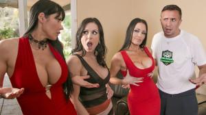 Eva Karera, Vanilla Deville, Kendra Lust Sex Video in  Soccer Moms Suck
