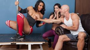 Sophia Fiore Sex Video in Slutty Girl Fitness
