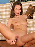 Slender seductress