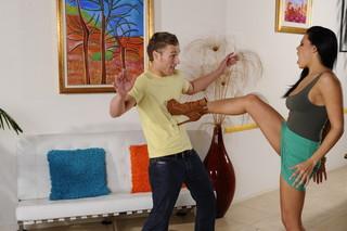 Luna Star  & Michael Vegas in My Dad´s Hot Girlfriend - Naughty America