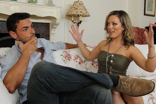 Carmen Valentina & Ryan Driller in My Friend´s Hot Got - Naughty America