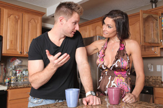 Raven LeChance & Levi Cash in My Friend´s Hot Mom - Naughty America