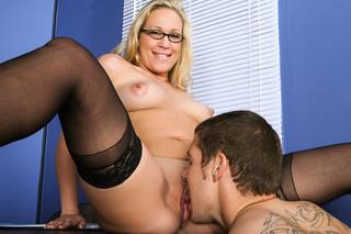 Jessie Cash & Chris Johnson in My First Sex Teacher - My First Sex Teacher