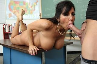Tara Holiday & Xander Corvus in My First Sex Teacher - Naughty America
