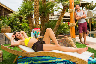 Allie Haze & Ryan Driller in My Sisters Hot Friend - My Sisters Hot Friend