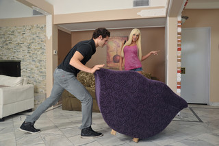 Rikki Six & Giovanni Francesco in My Wife´s Hot Friend - Naughty America