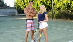 Katie Summers & Marco Banderas in Naughty Athletics - Naughty America