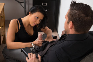 Rachel Starr & Johnny Castle in Naughty Office - Naughty America