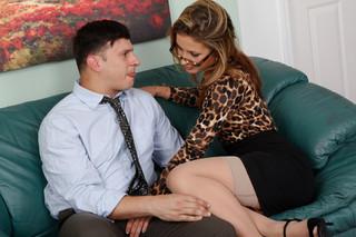 Sheena Shaw & Anthony Rosano in Naughty Office - Naughty America