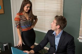 Yurizan Beltran & Danny Wylde in Naughty Office - Naughty America