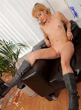 Angela Faith  Anilos Angella Faith reveals her big nipples and tasty milf pussy