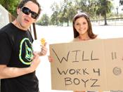 Elizabeth Ann - Teen bitch works for boys after school!