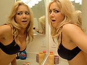 Ashley Abott - Dirty man having fun with a stupid young slut