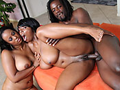 Jane and Stacy - Lucky dude gets to play with two big round butts