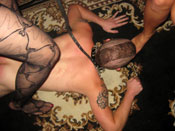 Bored Housewives Get Fucking Wild - Crazy cock hungry house wifes fuck up the male stripper!