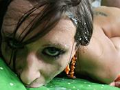Rachel Roxxx - Dirty slut Rachel becomes the center of a cum party