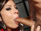 Vanessa Naughty - Hot cheerleader whore sucks and fucks in locker room!