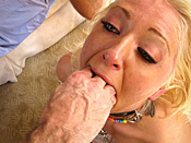 Jaelyn Fox - Teenie slut picked off the street gets tricked into bondage!