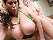 Summer Sin - Big boob pool slut fucks cock like a nasty bitch