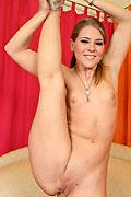 Megan R - Dirty young whore sucks a big dick and then fucks