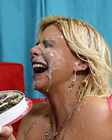 Phyllisha Anne - Hot Phyllisha takes huge cumshot in face