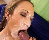 Jamie Elle - Hot Jamie has sex until cumshot on face