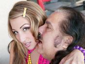 Natalia Rossi - Cute latina teen makes Ron Jeremy cum!