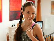 Amai Liu - Naughty teen girl getting boned by a dirty grandpa