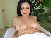 Nadia Nash - Horny slut gets more than a regular massage