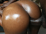Baby Cakes - Beautiful black slut with booty and awesome real tits gets fucked hard and the pimps bring out the newest whores for party fuck
