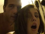 Brooke Adams - Cute ex fucks her man on camera!